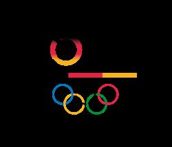 Logo Deutscher Olympischer Sportbund (DOSB),  Lizenz: Markenrechtlich geschütztes Logo