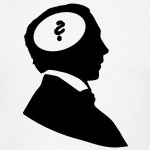 Bild von einer Person mit Fragezeichen im Kopf